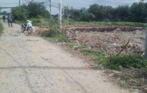 Bán đất đường Bộ Đội An Điền Vĩnh Lộc A, Bình Chánh
