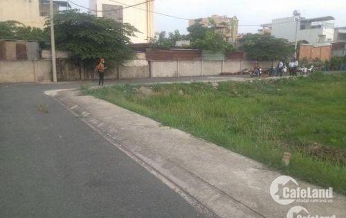 Sang nhượng lô đất mặt tiền Nguyễn Cửu Phú chính chủ SHR.