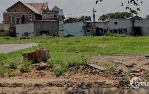 Lô đất nhà100m2, xin thổ cư 2 lần hiện nay đã thổ cư hết đất