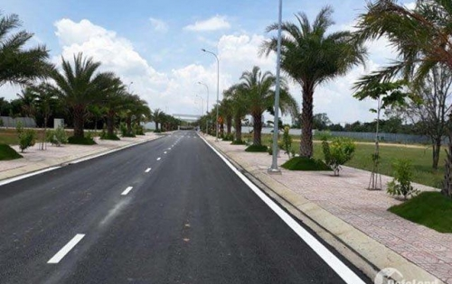 bán đất mặt tiền đường Huỳnh Hữu Trí, huyện Bình Chánh