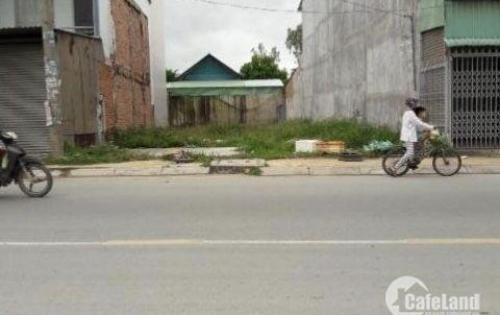 Chính chủ bán gấp đất 120m2 đất thổ cư mặt tiền đường 18B Bình Chánh, 1,5 tỷ( hình thật)