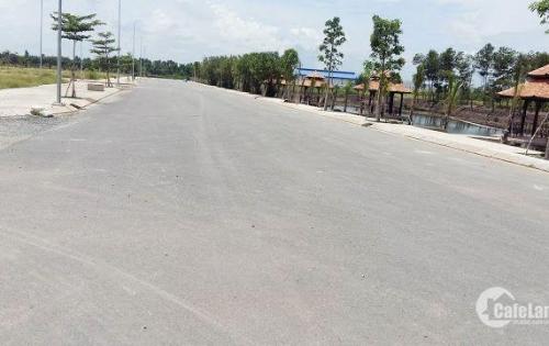 Đất khu dân cư hiện hữu Bình Chánh, tiện ích đầy đủ trong bán kính 2km