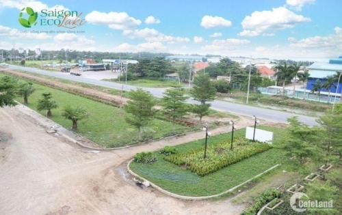 Đất nền Ecolake giá CĐT chỉ từ 5,9tr/m2 . Sổ đỏ từng nền