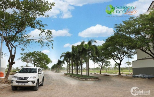 """Saigon Eco Lake một siêu dự án """" hiếm có, khó tìm """" . Chỉ từ 6,5tr/m2"""