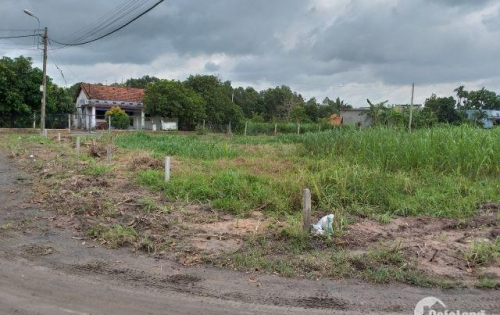 Đất thổ cư đường Bàu Tre tại tân phú trung Củ Chi, SHR, 742TR