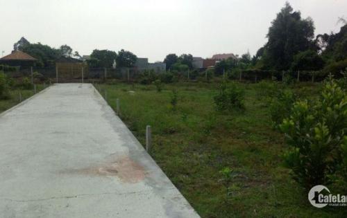 Bán Đất nền dự án đường Lê Minh Nhựt Xã Tân Thông Hội Huyện Củ Chi