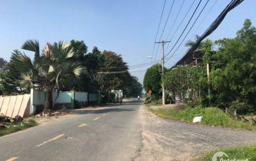 Đất nền ngay gần chợ Phú Hòa Đông, Củ Chi, giá chỉ từ 800tr/ lô 90m2. Sinh lời ngay, thổ cư 100%