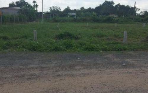 Bán đất thổ cư ở Cây Trôm Mỹ Khánh , xã Phước Hiệp đầu QL22 , SHR mới cấp , dt:110m2