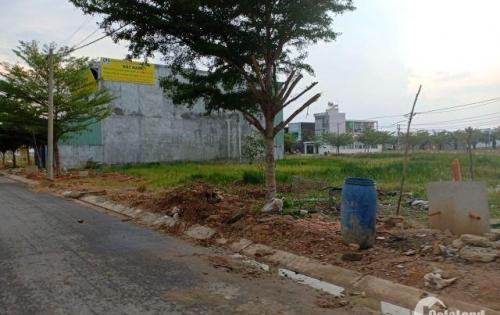 Kẹt tiền bán gấp lô đất 100m2 Mặt Tiền gần UBND Tân An Hội giá chỉ 550tr Sổ Riêng