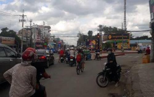 đất thành phố mặt tiền đường, dân cư đông đúc