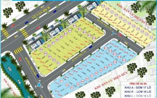 Bán đất xã Bình Mỹ, Củ Chi, giá chỉ từ 650 triệu/nền