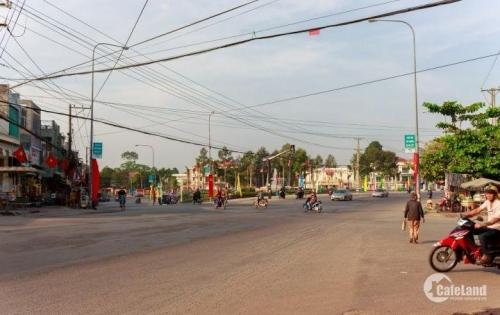 Bán đất mặt tiền QL 22 nằm trên đường Huỳnh Văn Cọ 300m2 chính chủ