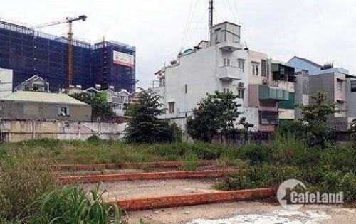 Đất Nguyễn Văn Bứa, SHR, thổ cư 120m2, đường nhựa 16m