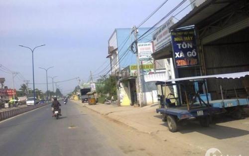 Sang gấp lô đất mặt tiền đường  Trần Văn Mười , huyện Hóc môn
