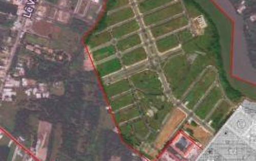 Chỉ 23,2tr/m2 đất full thổ cư, SHR, 250m2, XD tự do, khu tái định cư 2ha Công Ích Nhà Bè