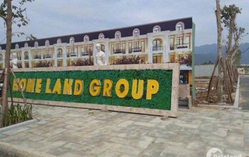 Shophouse Thương mại dự án vàng- Homeland central Park