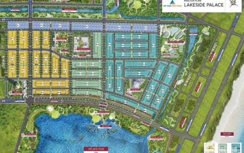 Cần bán đất nền Lakeside, trung tâm Tây Bắc Liên Chiểu, Đà Nẵng, vị trí tiềm năng, sinh lãi cao.