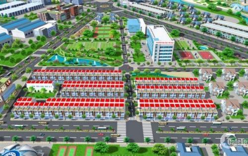 Đất nền Bà Rịa - Vũng Tàu, SHR, thổ cư, cam kết mua lại 15%/năm