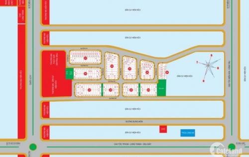 Dự Án Central Mall Mặt Tiền Đường Long Thành