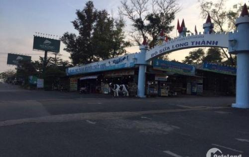 Đất thổ cư, sổ hồng riêng, 5.9tr/m2 đối diện cổng KCN Long Thành, chính chủ
