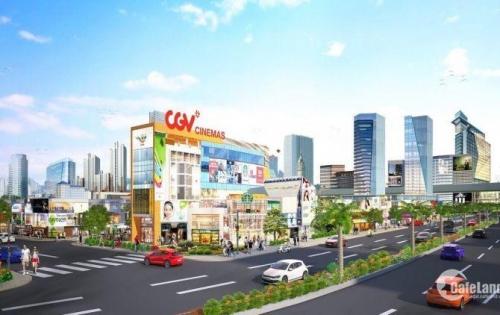 Đất mặt tiền ngay chợ mới Long Thành, đón đầu sân bay Long Thành. Sổ hồng riêng, thổ cư 100%