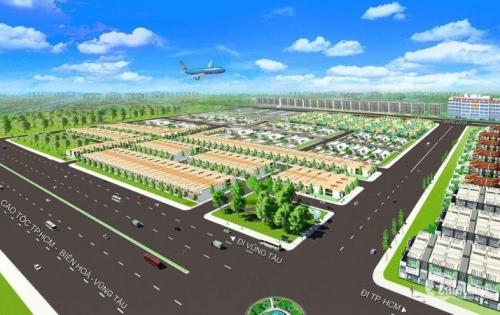 D2D Khu tái tịnh cư sân bay quốc tế Long Thành