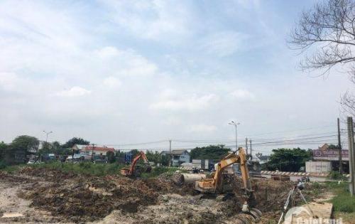 Đất thổ cư - giá 570 triệu/nền, ngay TT chợ mới Long Thành. LH chính chủ: 0767473479