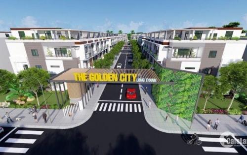Siêu phẩm KDC The GOLDEN CITY Long Thành nằm mặt tiền đường QL.51 đối diện sân bay giá chỉ 8tr/m2