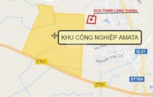 Siêu dự án Central Mall Long Thành, giá gốc CĐT chỉ 22tr/m2, LH: 0937 234 832