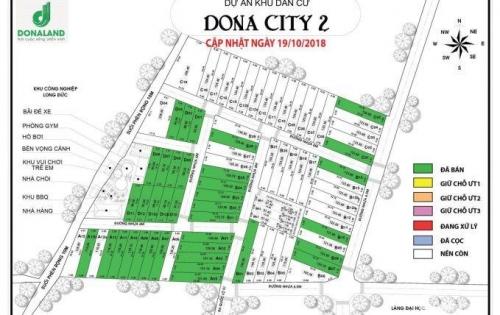 cần bán đất nền thổ cư 100% gần sân bay Long Thành