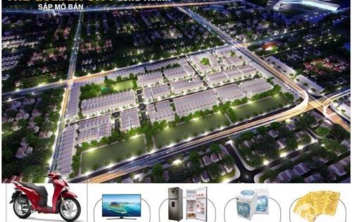Bán đất mặt tiền đường QL51 đối diện sân bay Long Thành. Gía đầu tưu 8tr/m2, SHR
