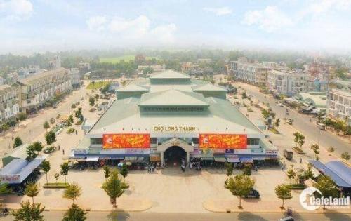 Đất thổ cư - giá 13 triệu/nền, ngay TT chợ mới Long Thành. LH chính chủ: 0938234005