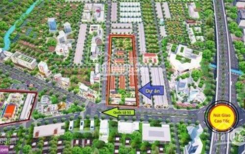 Mở bán dự án Central Mall Long Thành, dự án đẳng cấp