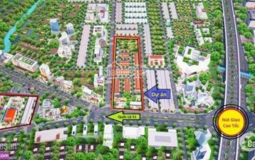 Đất thổ cư - giá 850 triệu/nền, ngay TT chợ mới Long Thành. LH chính chủ: 0969.900.391