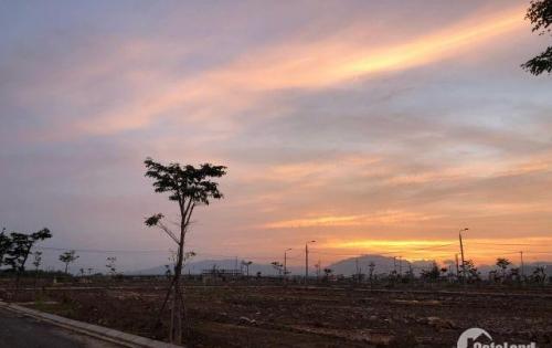 Lô 2 mặt tiền điện âm khu Nam Hòa Xuân, giá đầu tư, mức sinh lời nhanh