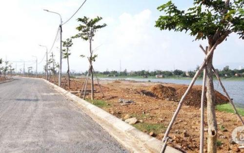 Bán lô kẹp vệt cây xanh Khu đô thị Nam Hòa Xuân, B2.139 cụm gần sông giá 2 lô 4.77 tỷ/2 lô