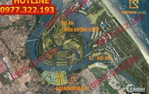Bán đất Nam Đà Nẵng sau Cocobay giá gốc giai đoạn 1 rẻ nhất thị trường