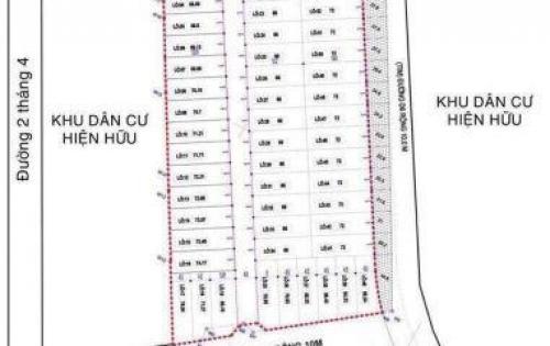 Bán nhanh lô đất khu dân cư Lộc Phát 1 giá chỉ 23.5tr/m2