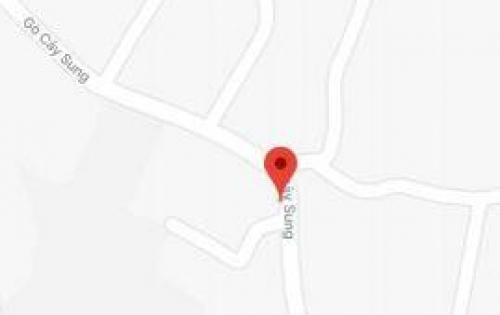 Bán lô đất mặt tiền đường Gò Cây Sung, Vĩnh Thạnh giá chỉ 540 triệu