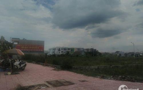 Đất xã Đại Phước, mặt tiền Lý Thái Tổ, liền kề chợ, dân cư đông đúc, thổ cư 100%.