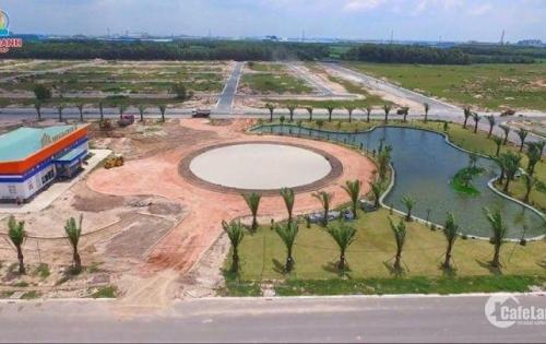 Bán đất MT đường lớn, ngay TTHC Nhơn Trạch, cơ sở hạ tầng hoàn thiện, CK cao. LH: 0939.084.484