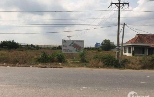 Bán gấp miếng đất 110m2 ở trung tâm huyện nhơn trạch, khu biệt thự,thổ cư 100%, SHR.Giá 5,4tr/m2