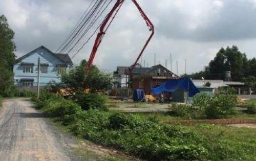 Gia đình cần tiền gấp cho ra đi lô đất ở trung tâm huyện Nhơn Trạch, SHR, tc100%.