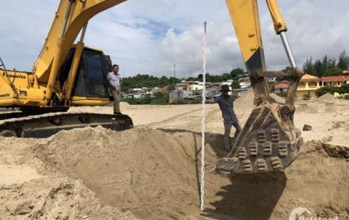 Cần tiền thanh lý gấp lô đất 100m2 mặt tiền biển dự án Hamubay