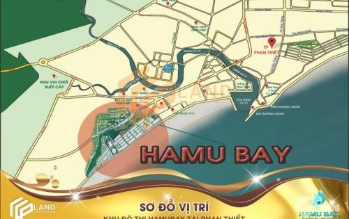 Cần thanh lý gấp 2 lô đất mặt tiền biển tuyệt đẹp siêu dự án hamubay