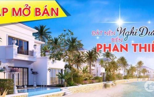 Sắp mở bán giai đoạn 2 siêu dự án Hamubay - mặt tiền biển Phan Thiết