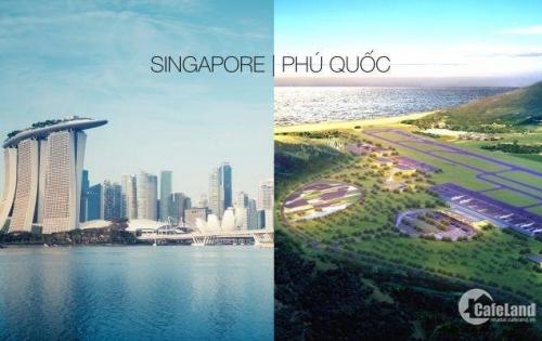 Đất nền liền kề phố Hoàng Hôn, ngay cảng biển quốc tế, đất đẹp chỉ có ở Island Phú Quốc