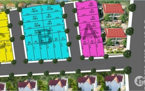 Cần bán đất ngay trung tâm thị trấn dương đông giá đầu tư sổ trao tay