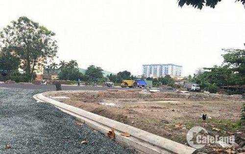 Cần bán gấp 60m2 đất nền Q12 - MT đường Dương Thị Mười - Vị trí đẹp - Pháp lý rõ ràng.