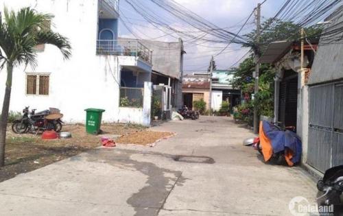 Chú 7 cần bán 2 lô đất liền kề đường Lê Văn Khương quận 12 ngay ngã 3 Đồn